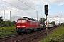 """LTS 0536 - DB Schenker """"233 322-7"""" 09.08.2011 - Leuna Werke NordDirk Einsiedel"""