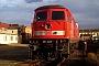 """LTS 0536 - DB Schenker """"233 322-7"""" 25.11.2012 - Nordhausen, BahnhofBernd Thielbeer"""