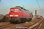 """LTS 0536 - Railion """"233 322-7"""" 19.11.2007 - Seddin, BetriebswerkIngo Wlodasch"""