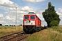 """LTS 0540 - DB Schenker """"232 904-3"""" 17.06.2014 - MöllenhagenMichael Uhren"""
