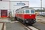 """LTS 0543 - PCC """"232 329-3"""" 29.09.2008 - Seddin, BetriebswerkRudi Lautenbach"""