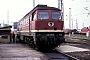 """LTS 0544 - DR """"132 326-0"""" 09.05.1991 - MagdeburgWerner Brutzer"""