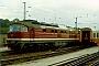 """LTS 0547 - DR """"132 333-6"""" 06.09.1987 - Erfurt, HauptbahnhofTamás Tasnádi"""