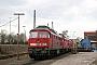 "LTS 0549 - Railion ""232 334-3"" 08.04.2006 - Oberhausen-Osterfeld, BahnbetriebswerkIngmar Weidig"