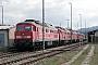 "LTS 0549 - Railion ""232 334-3"" 24.03.2014 - Saalfeld (Saale), BetriebswerkAlexander Hertel"