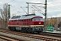 """LTS 0549 - EBS """"132 334-4"""" 23.02.2016 - Dresden, HauptbahnhofTorsten Frahn"""