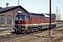 """LTS 0055 - DR """"130 053-2"""" 14.05.1980 - Neustrelitz, BahnbetriebswerkHelmut Philipp"""