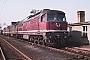 "LTS 0056 - DR ""130 054-0"" 03.04.1988 - Seddin, BahnbetriebswerkMichael Uhren"
