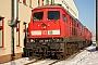 "LTS 0581 - Railion ""234 346-5"" 11.01.2009 - Seddin, BahnbetriebswerkIngo Wlodasch"