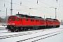 """LTS 0582 - DB Schenker """"232 347-5"""" 17.12.2010 - Rostock-SeehafenChristian Graetz"""