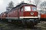 """LTS 0582 - DB Cargo """"232 347-5"""" 20.02.2000 - Braunschweig, BahnbetriebswerkHelmut Philipp"""