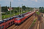"""LTS 0582 - DB Schenker """"232 347-5"""" 06.07.2013 - Leipzig-Engelsdorf, RangierbahnhofBenjamin Mühle"""