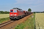 """LTS 0582 - DB Schenker """"232 347-5"""" 13.06.2014 - Straßgräbchen-BernsdorfSteven Metzler"""