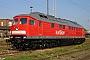 """LTS 0584 - Railion """"232 349-1"""" 05.10.2005 - Cottbus JAP"""