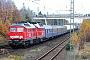 """LTS 0584 - DB Schenker """"232 349-1"""" 07.11.2010 - BurgdorfFrank Weber"""
