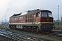 """LTS 0584 - DR """"132 349-2"""" 26.09.1980 - Saalfeld (Saale), BahnhofHelmut Philipp"""