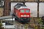 """LTS 0584 - DB Schenker """"232 349-1"""" 24.11.2012 - Halle (Saale), Betriebswerk GBenjamin Mühle"""