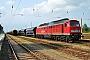 """LTS 0584 - DB Schenker """"232 349-1"""" 17.08.2009 - Rostock-SeehafenChristian Graetz"""