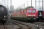 """LTS 0585 - Railion """"232 350-9"""" 17.02.2014 - MagdeburgJens Jagusch"""
