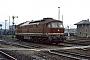 """LTS 0586 - DR """"132 351-8"""" 20.09.1979 - Saalfeld (Saale), BahnhofHelmut Philipp"""