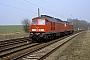"""LTS 0587 - DB Cargo """"232 352-5"""" 26.03.2003 - SchkortlebenWerner Brutzer"""