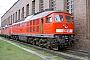 """LTS 0588 - Railion """"241 353-2"""" 07.04.2005 - Dresden-Friedrichstadt, BahnbetriebswerkTorsten Frahn"""