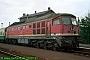 """LTS 0588 - DR """"132 353-4"""" 20.07.1991 - Eisenach, BahnhofNorbert Schmitz"""