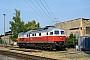 """LTS 0591 - WFL """"232 356-6"""" 04.07.2015 - Halle (Saale), Betriebswerk GMichael E. Klaß"""