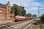 "LTS 0591 - Traingula ""232 356-6"" 29.06.2018 - KönigsbornAlex Huber"