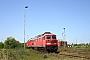 "LTS 0596 - Railion ""232 361-6"" 11.05.2008 - Sassnitz-MukranPeter Wegner"