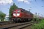 """LTS 0598 - DB AG """"232 363-2"""" 01.05.1998 - DresdenWerner Brutzer"""