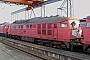 """LTS 0598 - DB Cargo """"232 363-2"""" 19.10.2009 - Sassnitz-Mukran (Rügen)Frank Möckel"""