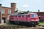 "LTS 0600 - Railion ""232 365-7"" 01.07.2012 - Cottbus, Ausbesserungswerkbr232.com Archiv"