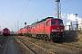 """LTS 0600 - Railion """"232 365-7"""" 12.03.2004 - Rostock-Seehafen, BetriebswerkPeter Wegner"""