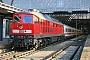 """LTS 0603 - Railion """"233 367-2"""" 09.12.2004 - Dresden, HauptbahnhofPhilip Wormald"""