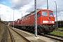 """LTS 0606 - Railion """"232 371-5"""" 05.11.2013 - Saalfeld (Saale), Betriebswerkbr232.com Archiv"""