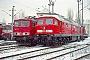 "LTS 0606 - DB Cargo ""232 371-5"" 03.02.2001 - Frankfurt (Oder), BetriebswerkHeiko Müller"