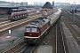 "LTS 0607 - DR ""132 372-4"" 01.06.1984 - Lübeck, HauptbahnhofPhilip Wormald"