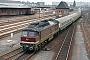 "LTS 0608 - DR ""132 373-2"" 23.05.1984 - Lübeck, HauptbahnhofPhilip Wormald"