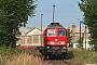 """LTS 0608 - DB Schenker """"233 373-0"""" 01.08.2011 - Grimmen, SchützenplatzAndreas Görs"""