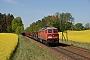 """LTS 0614 - Railion """"232 379-8"""" 05.05.2007 - Trebnitz V300-Spezialist"""