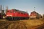 "LTS 0614 - DB Cargo ""232 379-8"" 15.02.2001 - HoyerswerdaMarvin Fries"