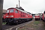 "LTS 0618 - DB Cargo ""232 383-0"" 10.10.1999 - Eisenach, Bahnbetriebswerk