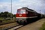"""LTS 0619 - DR """"132 384-9"""" 16.09.1990 - Narsdorf Werner Brutzer"""