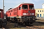 """LTS 0619 - DB Cargo """"232 384-8"""" 04.03.2018 - DB Fahrzeuginstandhaltung GmbH, Werk CottbusDieter Stiller"""