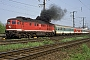 """LTS 0620 - DB Regio """"234 385-3"""" 01.05.2000 - DresdenWerner Brutzer"""