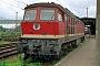 "LTS 0622 - DR ""132 387-2"" 26.07.1991 - Rostock, HauptbahnhofNorbert Schmitz"