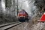"""LTS 0624 - DB Schenker """"232 388-9"""" 31.01.2011 - Angertal Daniel Hucht"""