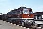 "LTS 0629 - DR ""132 395-5"" 30.05.1981 - Sangerhausen, BahnhofHelmut Philipp"