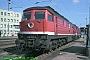 "LTS 0633 - DB AG ""232 397-0"" 21.05.1996 - Schwerin, BetriebswerkNorbert Schmitz"